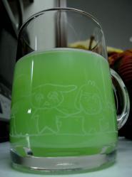 うさえともふーガラスマグカップ 002