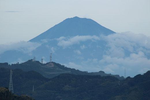 富士山 111020