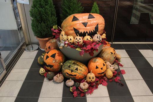 ASTYのかぼちゃ1