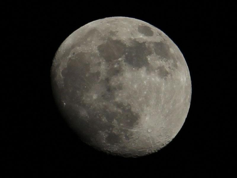 12日目の月