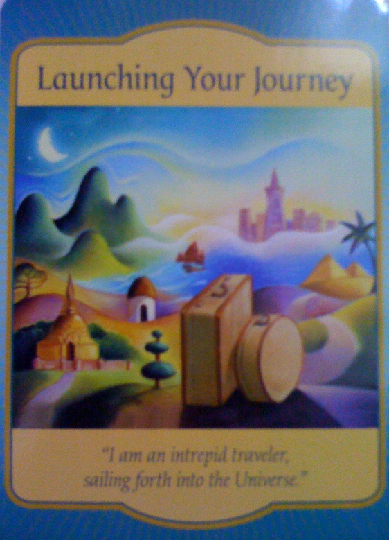 Launching journey