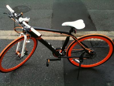 クロスバイク 1