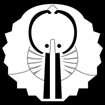 彫りミス浮線扇