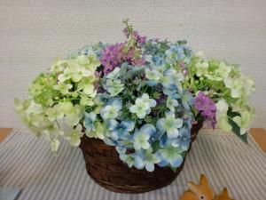 紫陽花ライラック