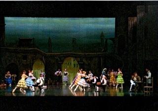 扇子の踊り 3