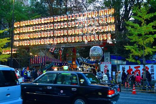 花園神社 二の酉 002