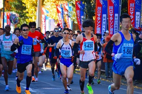 川口マラソン 015