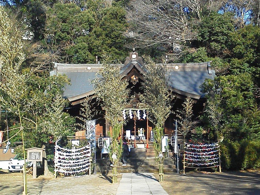 F1001192白子熊野神社1月2日