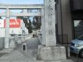 F1001257大泉氷川神社1月3日