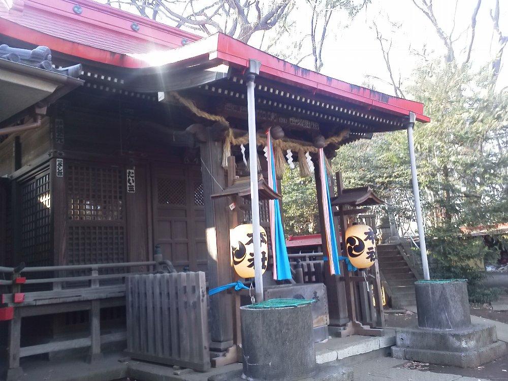 F1001265上板橋御嶽神社1月3日