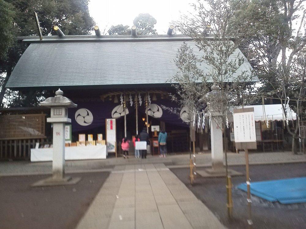 F1001274東新町氷川神社1月3日
