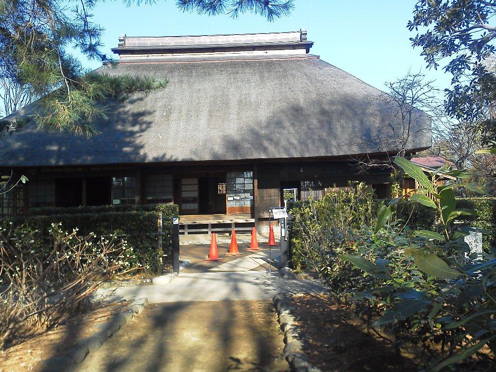 F1001362石神井公園旧内田家住宅