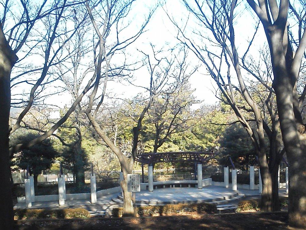 F1001367石神井公園野外ステージ