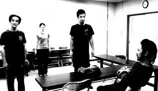 Acting Workshop 風景