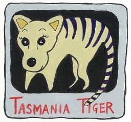 タスマニアタイガー です