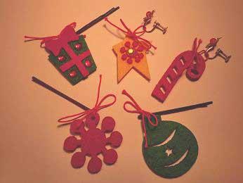 クリスマスピン