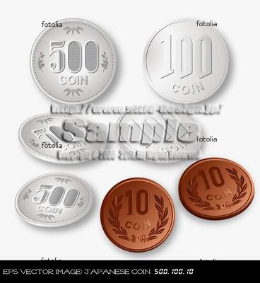 イラスト コイン(COIN)