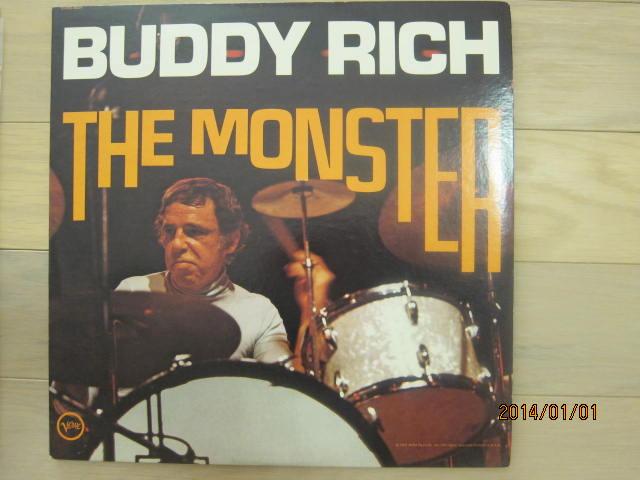 monster stereo盤