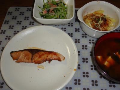 2月28日夕食