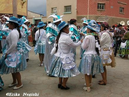 カーニバルの人々