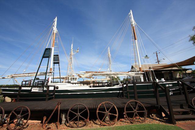 5:4真珠採り船