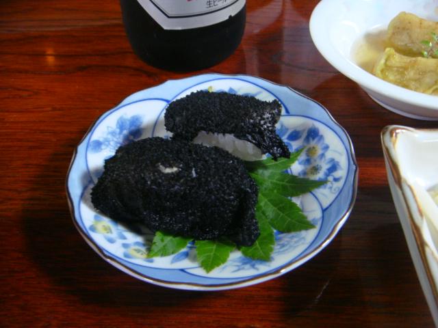 イワタケのお寿司