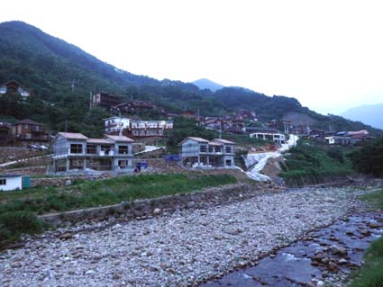 ペンション村