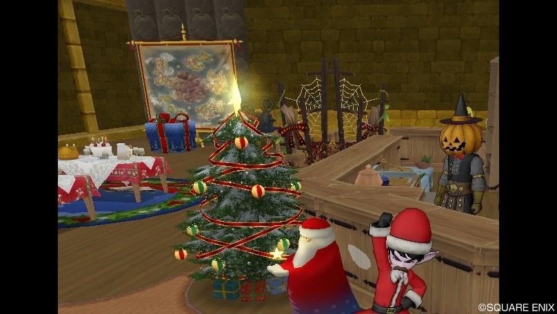 喫茶ワーテルロー 2013クリスマス