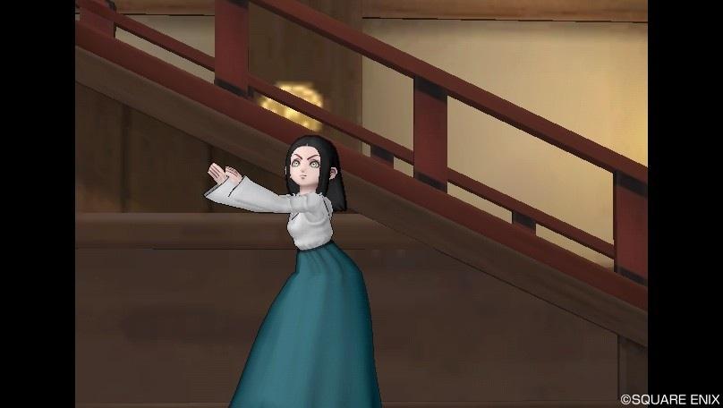 踊る女 5