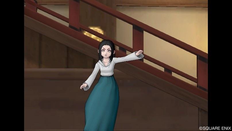 踊る女 7