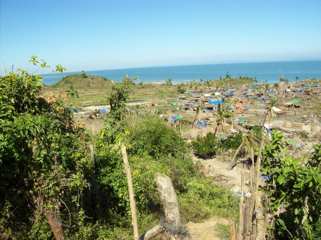 現在のガラパーチャイン村