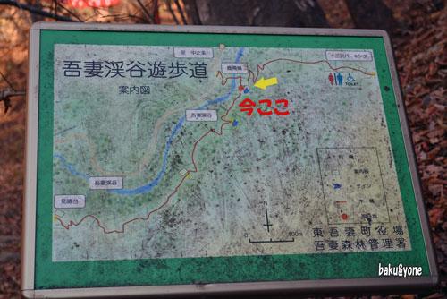 吾妻渓谷遊歩道マップ02