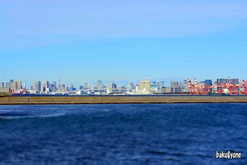 東京タワー側景色001