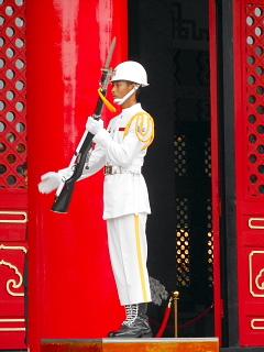 衛兵交代式3