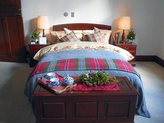 イギリス館ベッド