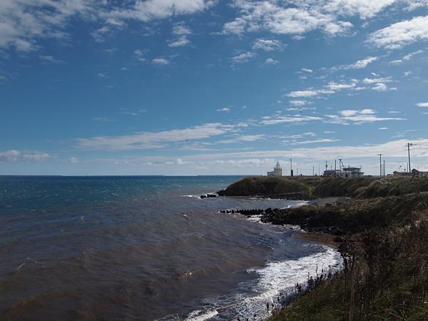 納沙布岬と北方領土