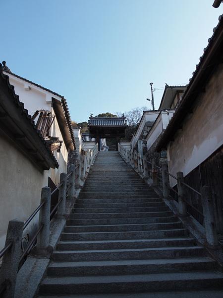 西方寺階段