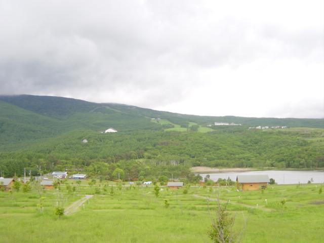 山開き時のバラギ高原