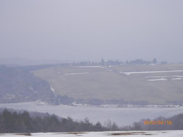 ロマンスコースよりのバラギ湖