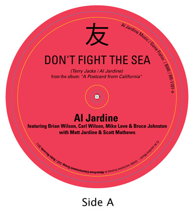 Don't Fight The Sea