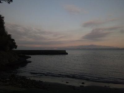 江ノ島小突堤