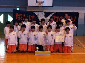 2011ふじやま2位リーグ優勝