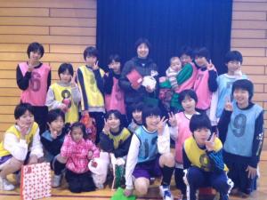 クリスマス会2011-2