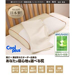 あなたが寝心地を選べる枕 低反発ウレタンチップ Mサイズ