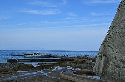 うすらと津軽半島