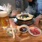 札幌「だるま」のジンギスカン