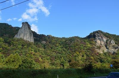 男神岩と女神岩