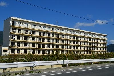陸前高田のマンション
