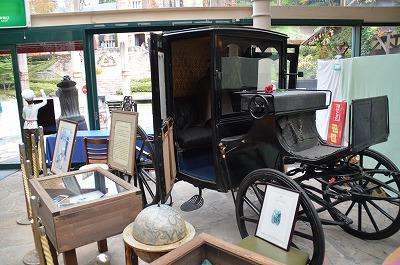 シャーロックホームズの馬車
