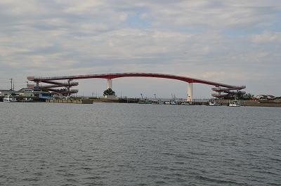 木更津のけったいな橋